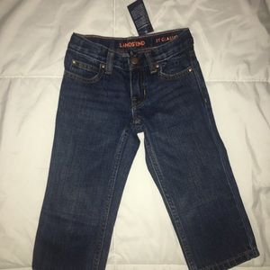 Lands End Iron Knee jeans